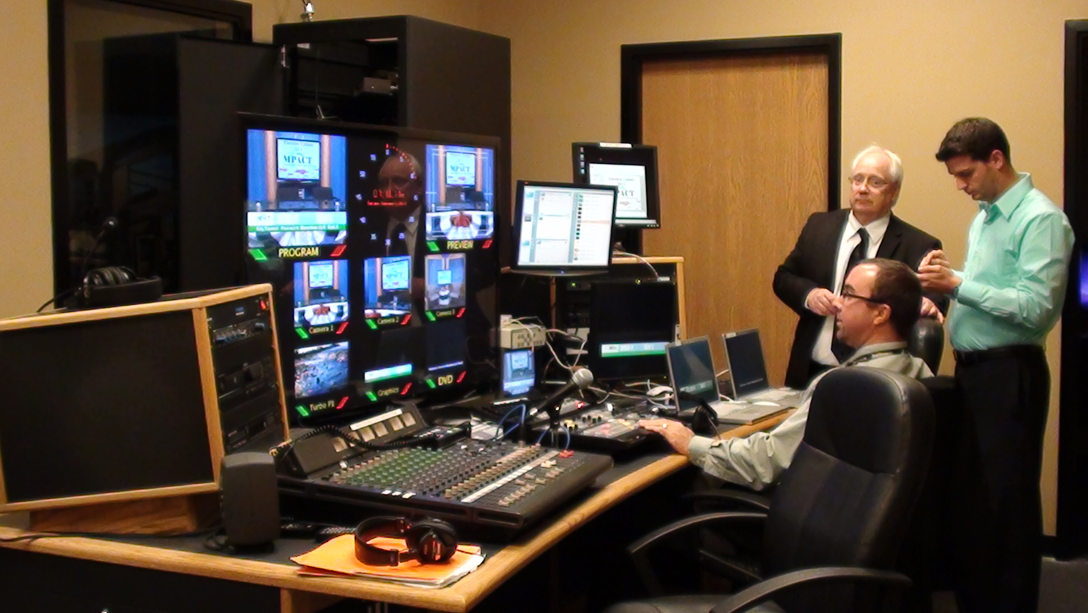 Election 2013-Pre-Show Prep